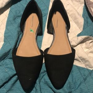 Old navy black flats